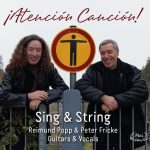 Sing & String Cover Atencion Cancion