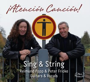 Sing & String Cover Atencion Cancion