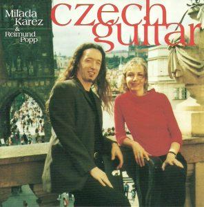 Czech Guitar CD Cover