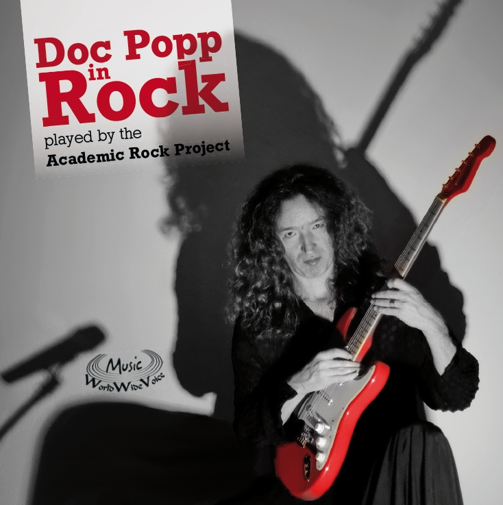 Doc Popp in Rock CD