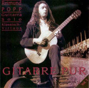 Gitarre Pur Vol.2 CD Cover