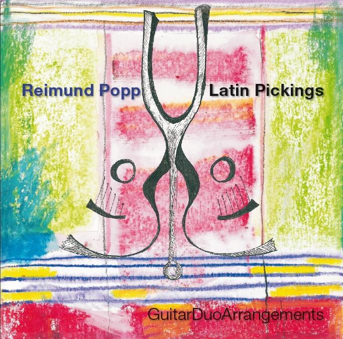 Latin Pickings CD Cover