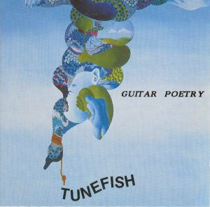 Tunerfish Guitar Poetry CD Cover