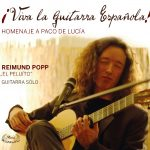 Viva La Guitarre Espanola CD Cover