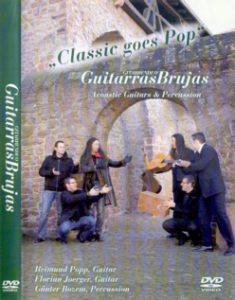 DVD Classic goes Popp Cover