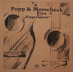 Fingerspiele Popp LP Cover