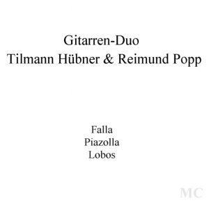 Spanische Gitarrenmusk LP Cover