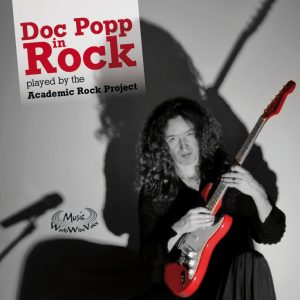Doc Popp in Rock CD Vorderseite WWV