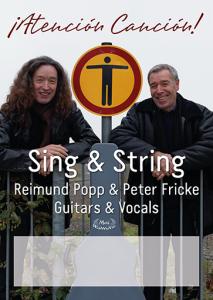Plakat DINA3 Sing & String
