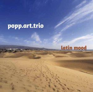 CD Cover Latin Mood